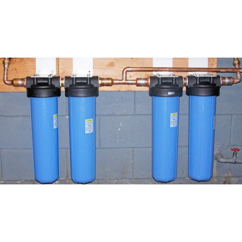 home water filtration