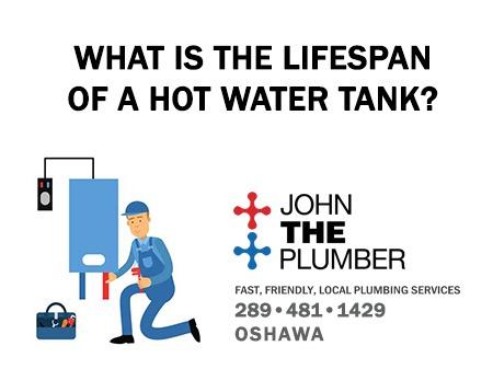 Hot Water Tank Oshawa