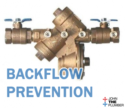backflow prevention kingston