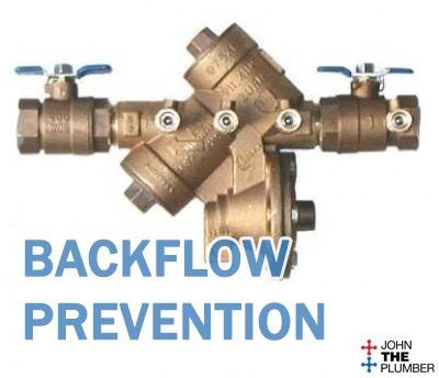 backflow prevention kingston