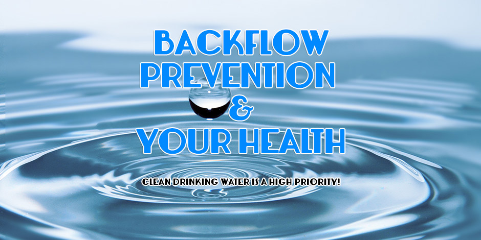 Backflow Prevention & Your Health