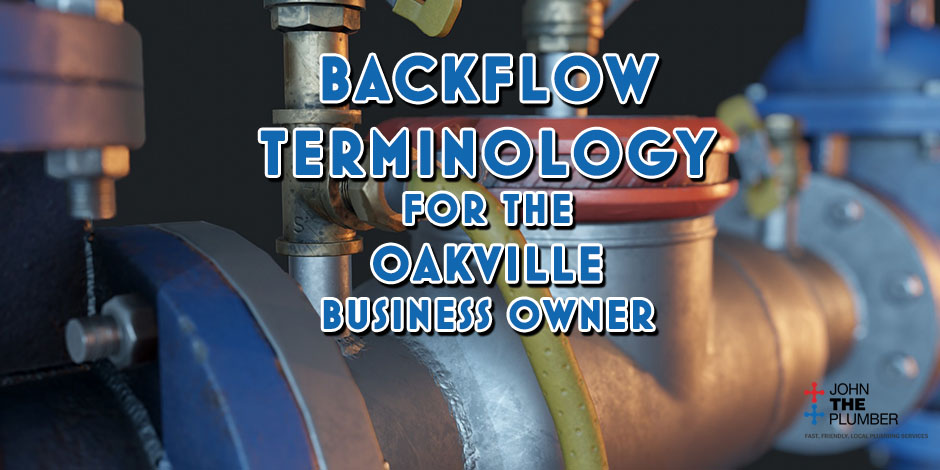Backflow Terminology