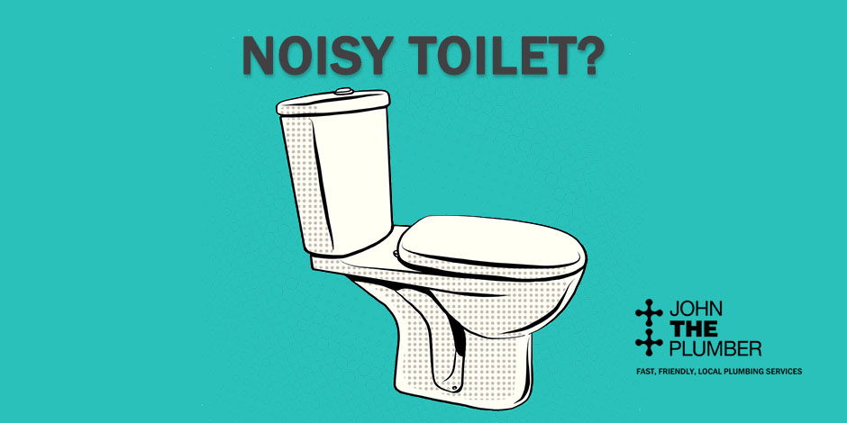 noisy toilet mississauga