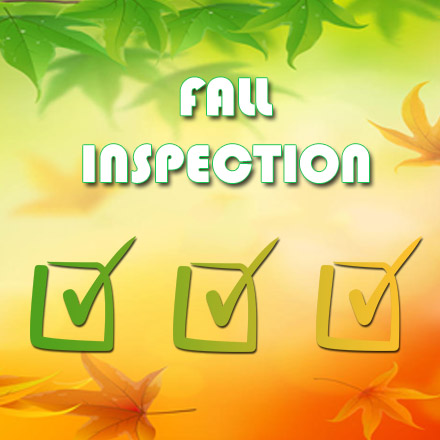 fall inspection