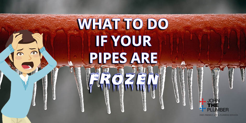 Pipes are Frozen