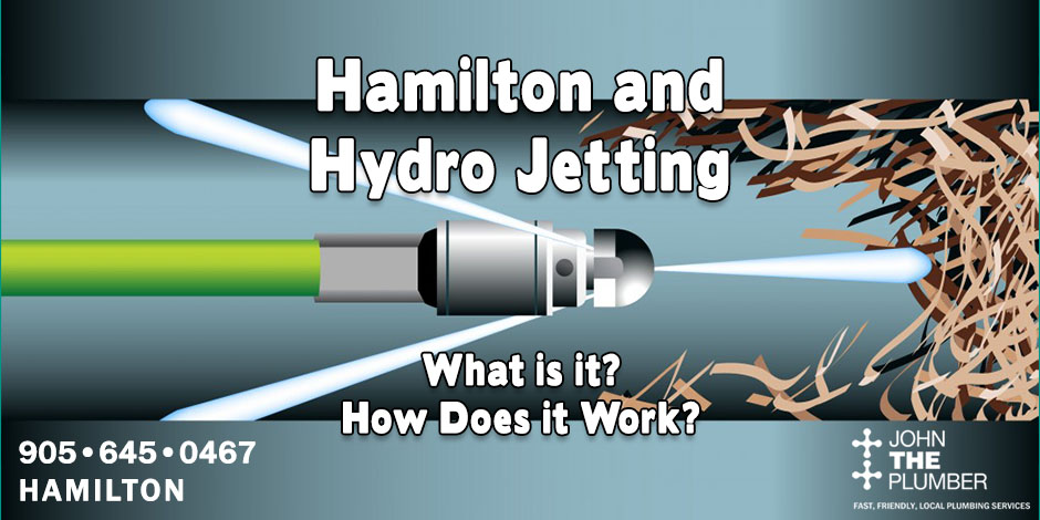 Hydro Jetting Hamilton