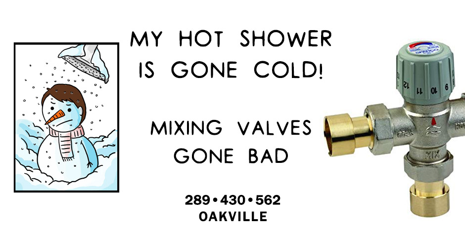 My Hot Shower is Cold