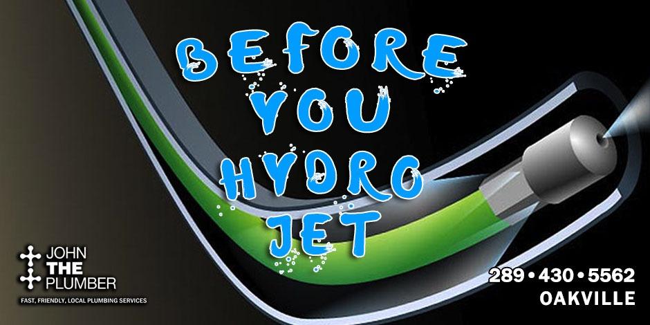 hydro jet oakville