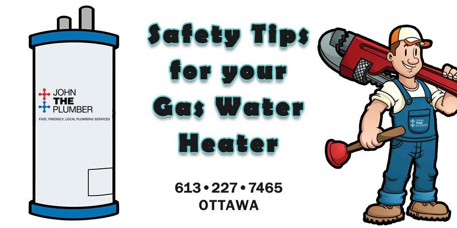 Gas Water Heaters Ottawa Plumbing