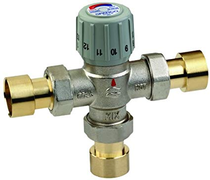Hot Water Heater Repair Mixing Valve