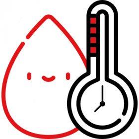 Temperature Setting Hot Water Tank