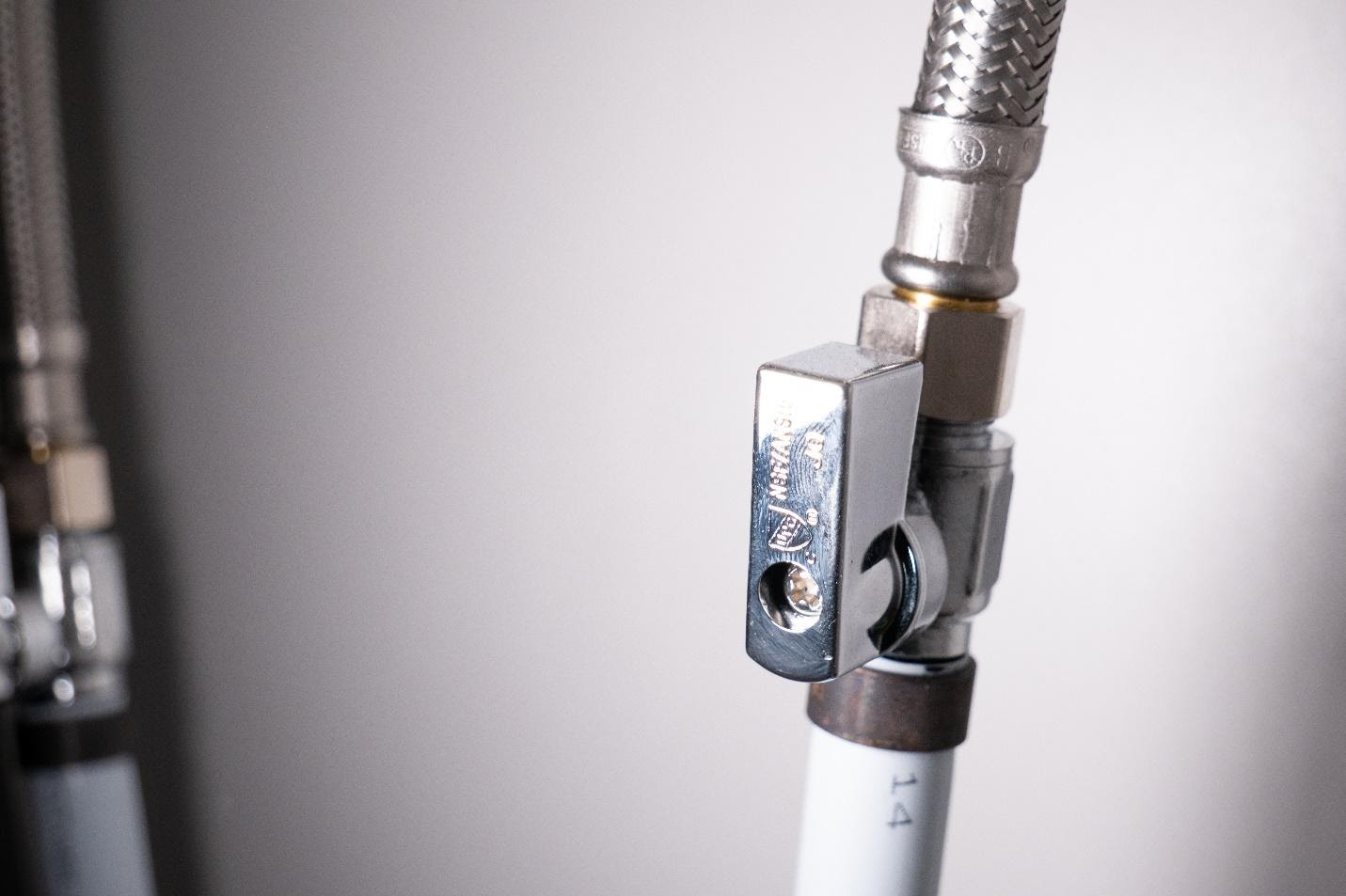 Waterline Hookup For Appliances