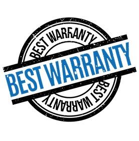 Best Plumbing Warranty