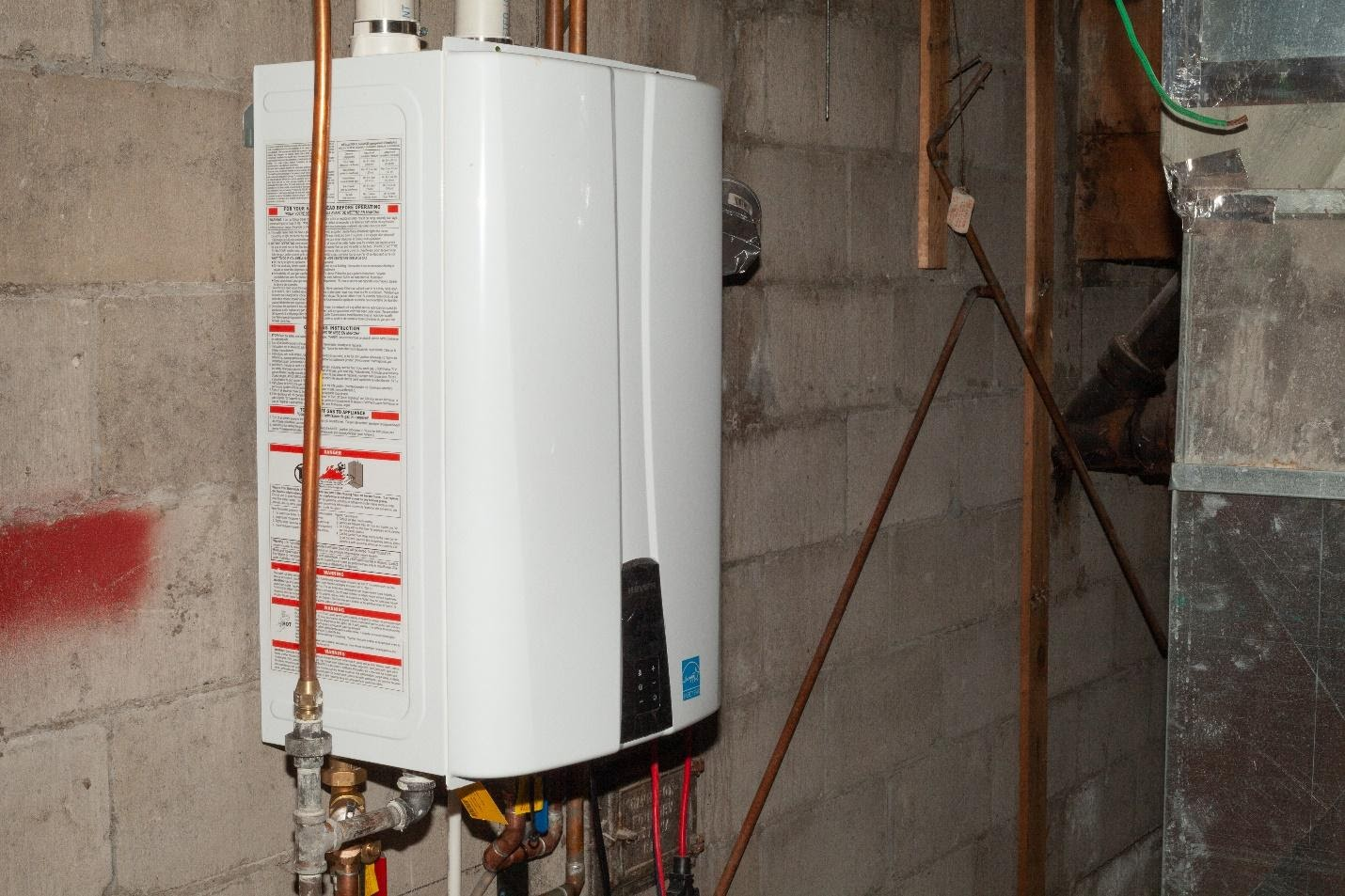 burlington plumbing Water Heater Installation and Repair