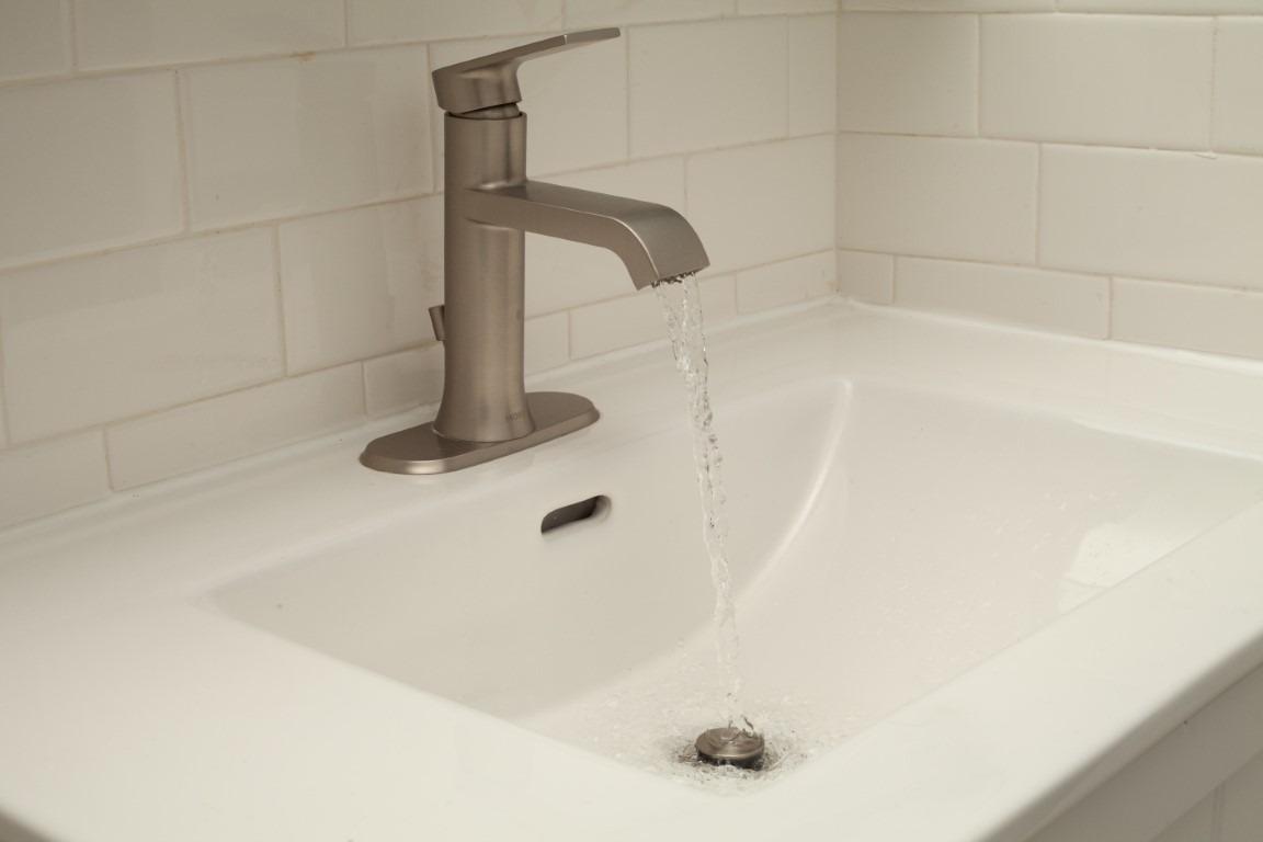 Faucet Installation