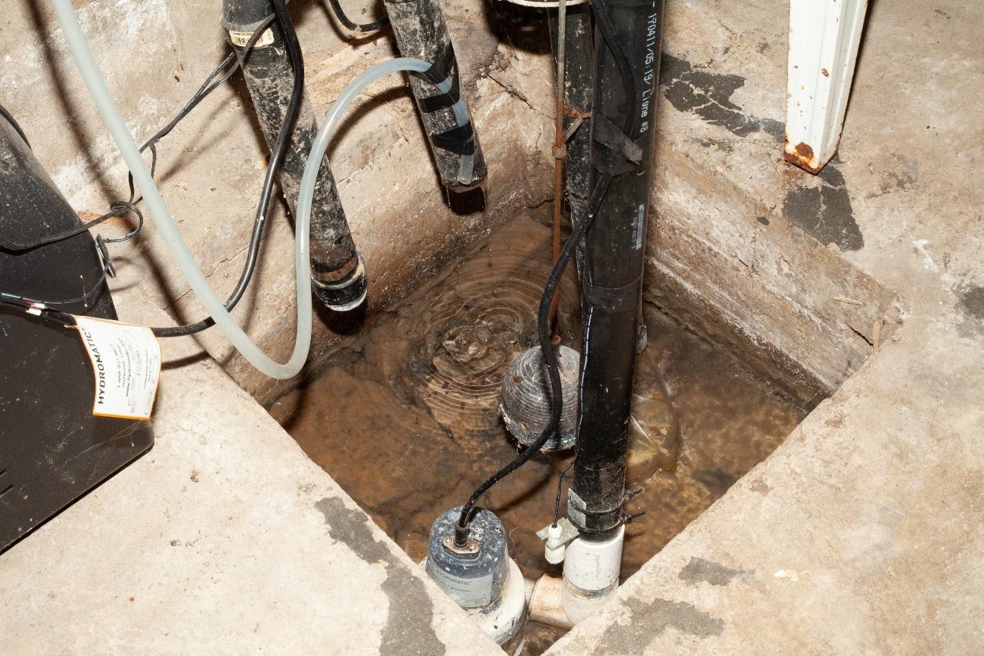 sump pumps kingston plumbing