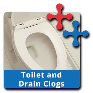 Toilet and Drain Clogs
