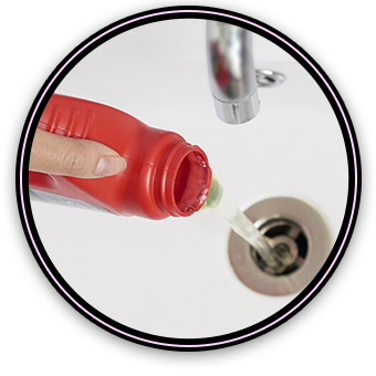 Chemical drain cleaners