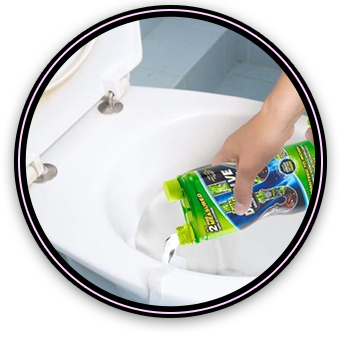 Enzyme Toilet Cleaner