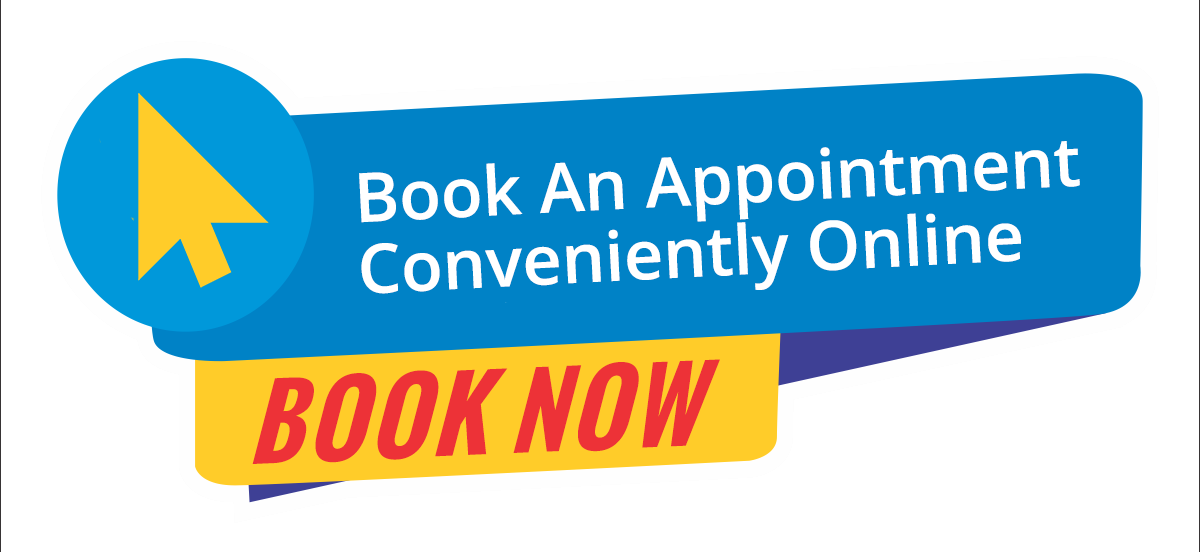 Book An Appointment Conveniently Online
