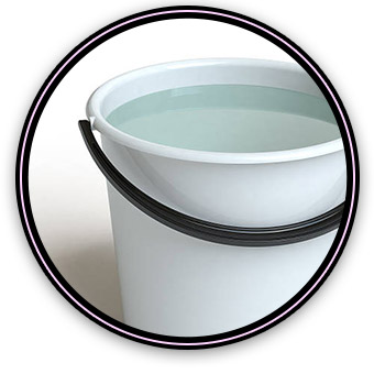 Dumping a Bucket of Water