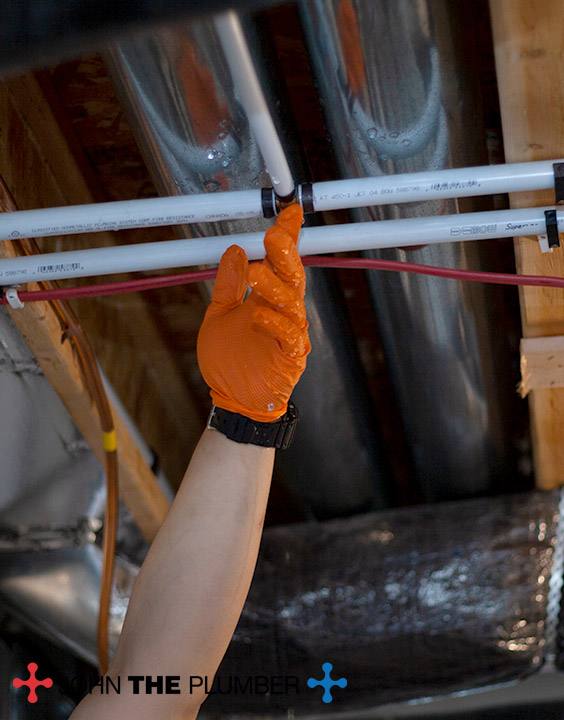 pipe installation and repair