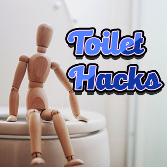toilet hacks