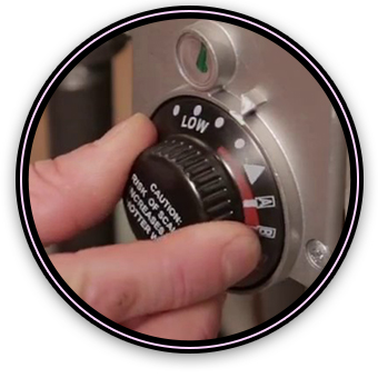Adjusting the Temperature on a Gas Water Heater