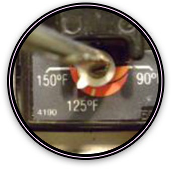Adjusting the Temperature on an Electric Water Heater