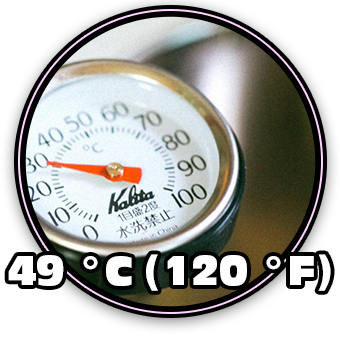 The Ideal Temperature for a Water Heater