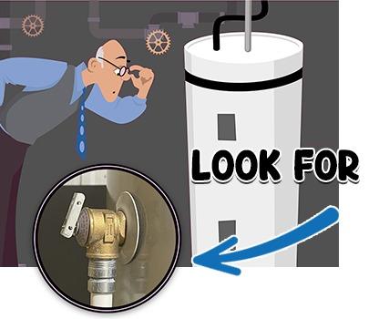 Water Heater Pressure Release Valve