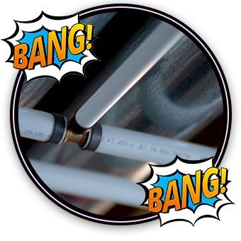 Plumbing Hacks: fix banging pipes