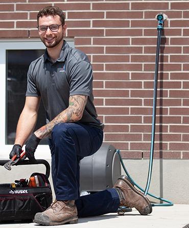 outdoor faucet plumber