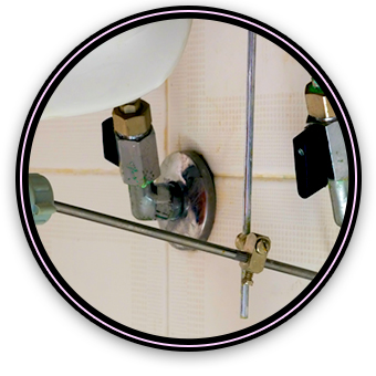 unclip the lever from the rod underneath the sink