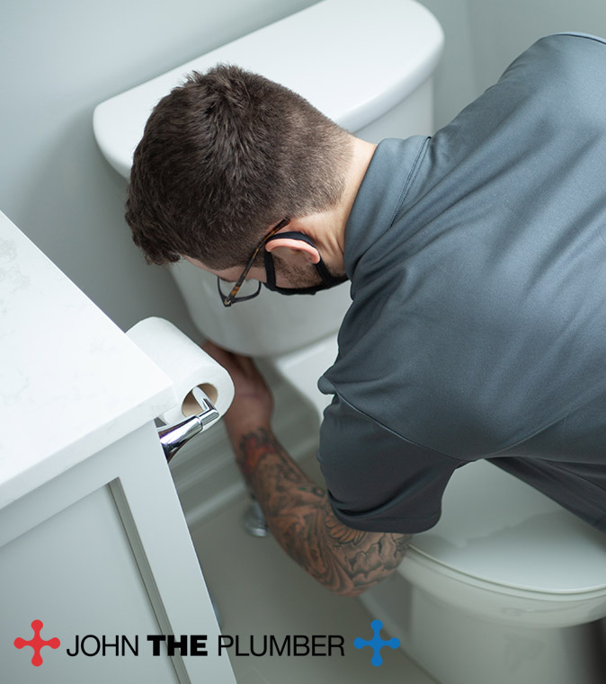 replacing your toilet